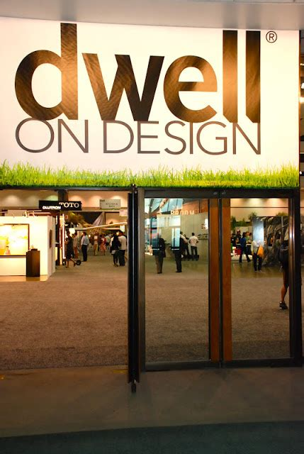 home design show los angeles this american home dwell on design los angeles show