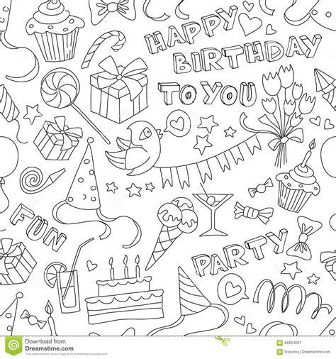 imagenes para cumpleaños blanco y negro modelo incons 250 til blanco y negro del garabato del partido