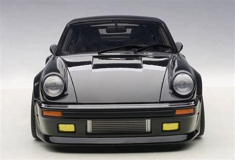 porsche blackbird autoart wangan midnight black bird porsche 911 930