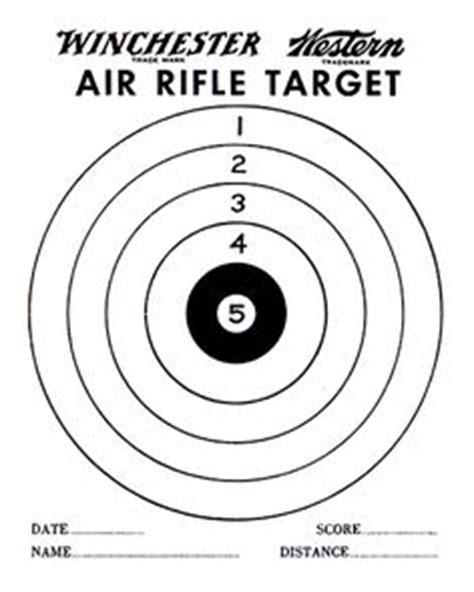 printable shooting targets software 1000 images about air guns on pinterest air rifle guns