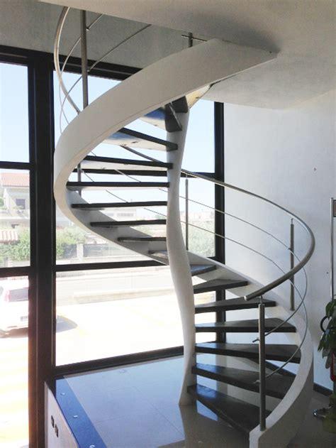 scala interni scale elicoidali scale di pira
