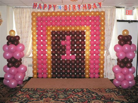 Birthday Decor Stage ~ Image Inspiration of Cake and Birthday Decoration