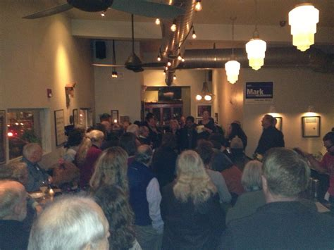 the room somerville alderman neidagang packs the room at fundraising event the somerville news weekly