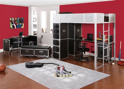 rock and roll bedroom ideas how to create themed bedroom interior designing ideas
