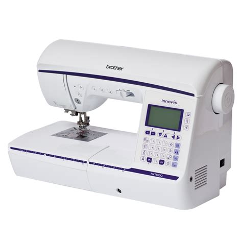 Computerized Quilting Machines by Innov Is Nv1800q Computerized Quilting Sewing
