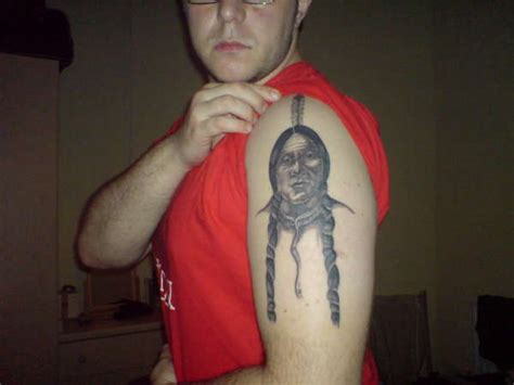 sitting bull tattoo sitting bull sa1