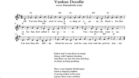 free yankee doodle instrumental yankee doodle instrumental