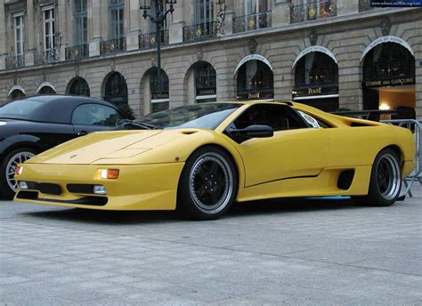 1990 Lamborghini Diablo Picture Of 1990 Lamborghini Diablo Exterior