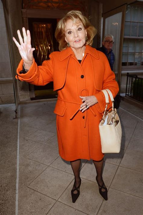 Barbara Walters Has A New by Barbara Walters Announces Retirement On The View Ny