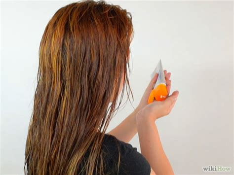 14 Tips For Straightening Hair by Straighten Your Hair 3 Ways To Straighten Your Hair Wikihow