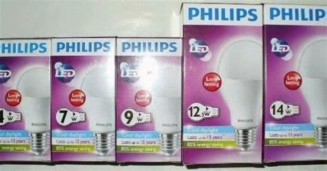 Lu Philips Yang Tahan 15 Tahun daftar harga lu led philips terbaru 2017
