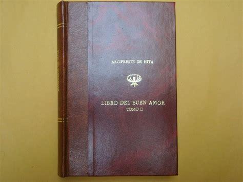 preguntas sobre el libro de buen amor juan ruiz arcipreste de hita libro de buen amor tomo ii