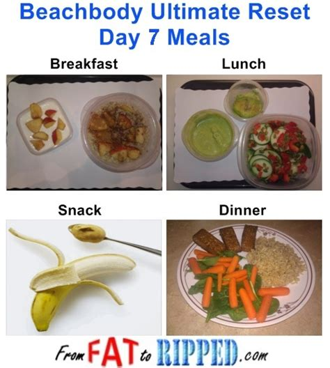 7 Day Detox Beachbody by 1000 Images About Ultimate Reset On Mondays