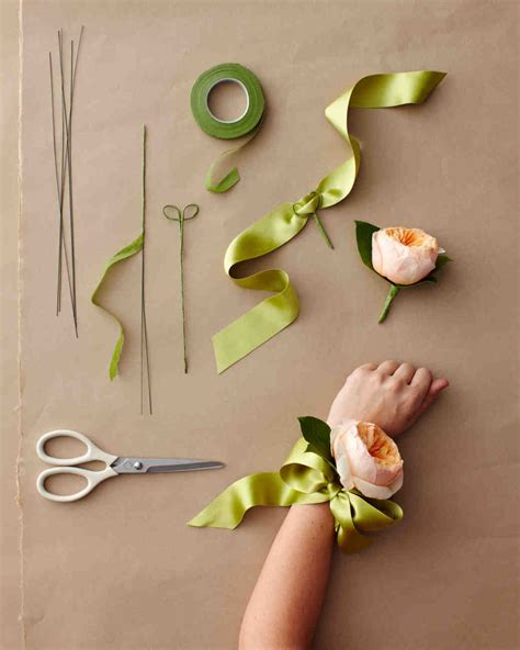 Wedding Corsages by Wedding Corsage Ideas Martha Stewart Weddings