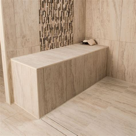 Commercial Bathroom Bench Commercial Steam Showers Schluter Ca