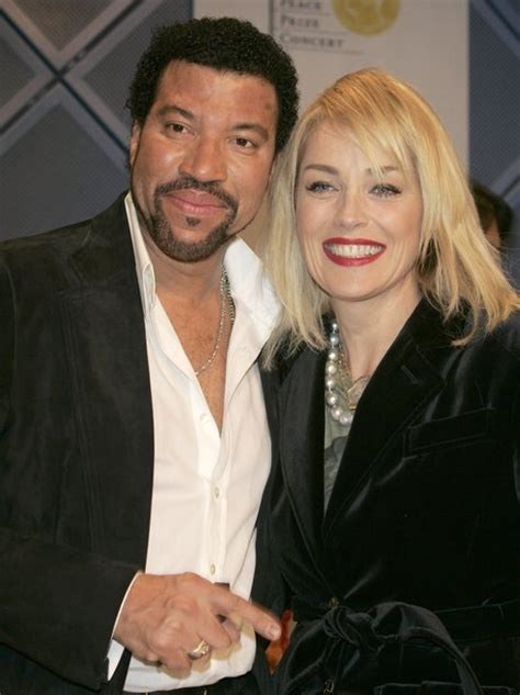 Lionel Richie Finds With Former Miss Nevada by Lionel Richie And Lionel Richie And Friends