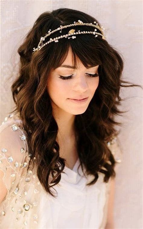 headband hairstyles for long hair long hair with headband