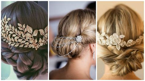 amazing wedding hairstyles for hair