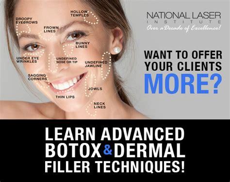 national laser institute cosmetic laser training botox 11 ways botox dermal filler training can boost your