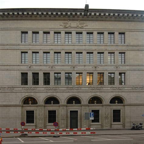 bank of switzerland swiss national bank werner otto pfister zurich