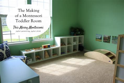 the make room montessori spaces this merry montessori