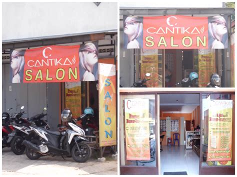 Harga Sariayu Satu Paket cantika salon pria wanita magelang