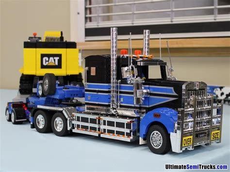 Lego Kw ultimatesemitrucks lego heavy haulage australia kw