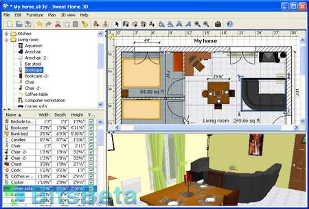 home decor software free sweet home 3d dise 241 a planos en 3d