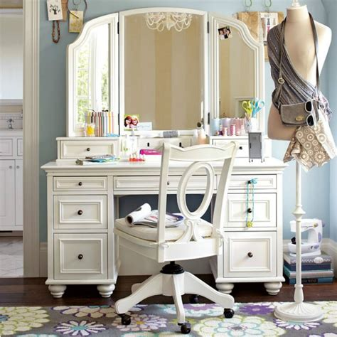 Computer Desk For Small Apartment American Continental Bedroom Wood Dresser Dressing Table Minimalist Small Apartment Folding