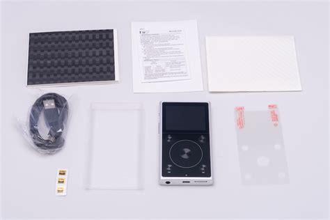 Dijamin Fiio X1 Ii 2nd Generation Portable Hi Res Dap 100 Original fiio x1 2nd generation bluetooth portable player review samma3a tech