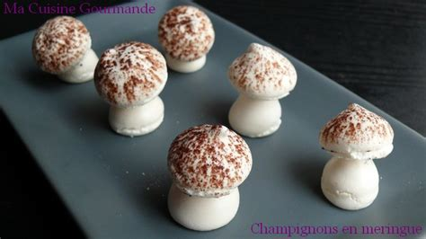 Decoration Meringue by Id 233 E D 233 Co De No 235 L Chignons En Meringue Ma Cuisine