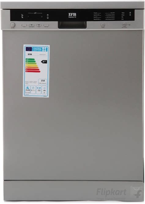ifb neptune vx  standing  place settings dishwasher