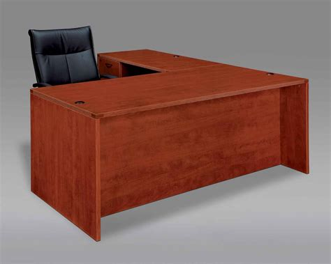 Columbia Office Furniture Company L Shaped Work Desk