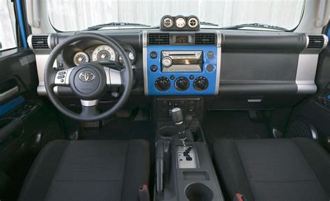 2008 Fj Cruiser Interior car and driver
