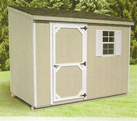 lean  shed    wood