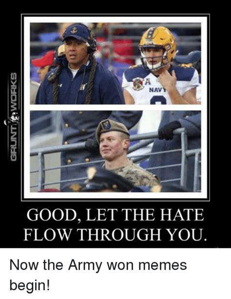 Let The Hate Flow Through You Meme - 25 best memes about let the hate flow through you let