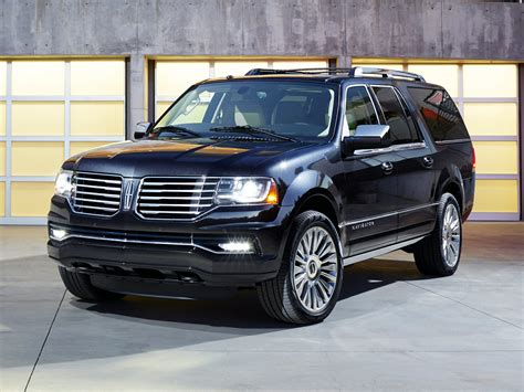 lincoln jeep 2016 new 2017 lincoln navigator l price photos reviews