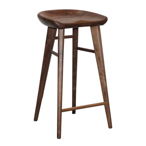 bench barstool nordic taburet bar stool by organic modernism clickon