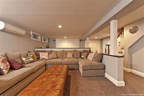 modern basement modern contemporary basement design build remodel modern