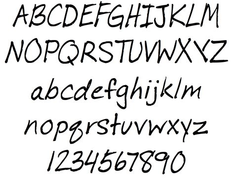 design writing font alicia nagel creative font design is occasionally