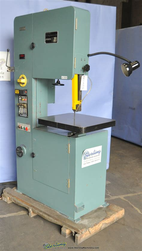 saw cing 20 quot used saw king vertical bandsaw mdl kv 50 blade