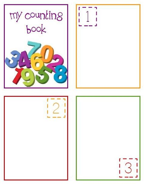 abc see hear do coloring book books 8 best images of my number book printable free
