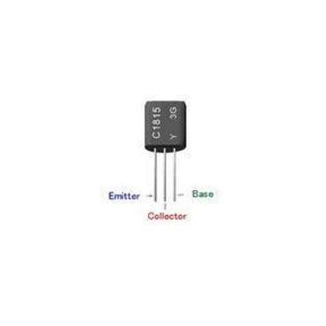 transistor c1815 npn 28 images transistor c1815 npn 28