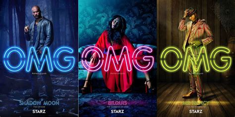 american gods watch american gods opening sequence old and new god relics in totem of gigantic proportions