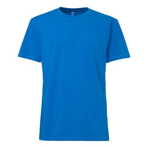 T Shirt tt02 t shirt blue gots fairtrade gentlemen t