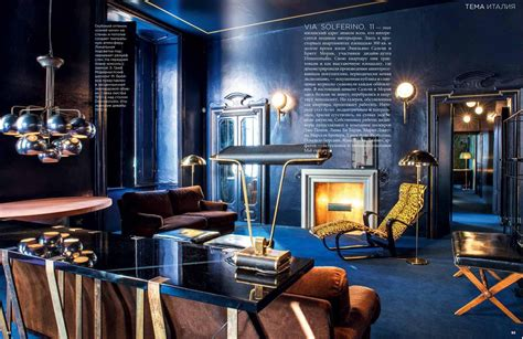 April Interiors by Interior Design Russia April 2017 Dimoregallery