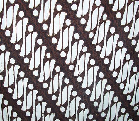 Kain Motif 3 Batik Itu Punya Indonesia My Adventure