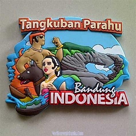 Magnet Kulkas Impor Souvenir Dari Spanyol jual souvenir magnet kulkas tangkuban parahu bandung indonesia