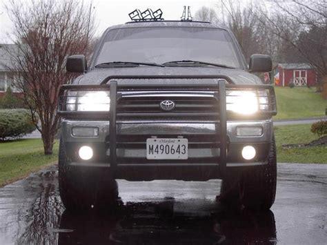 1997 toyota 4runner fog lights rims4runners 1997 toyota 4runner specs photos