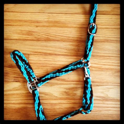 Handmade Rope Halters - 1000 images about handmade for the equine on